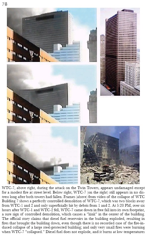 9/11: A Photographic Portfolio of Death and Devastation